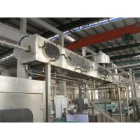 China Large Capacity Automatic Bottle Filling Machine 5.5 KW Power With PLC Control on sale