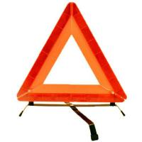 Reflecting portable traffic sign and LED Reflective warning triangle for car road way safe