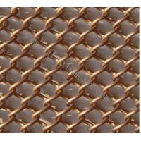 China Flexible Stainless Steel Decorative Wire Mesh Aluminium Wire on sale