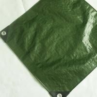 Quality Colorful Agricultural PE Tarpaulin Sheet / Plastic Tarpaulin Sheets UV Resistant for sale