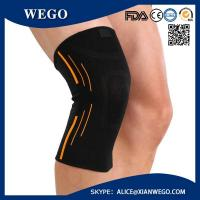 Buy cheap Sports Knee Brace Compression Sleeve Elastic Non-Slip 3D Circular Knitti from wholesalers