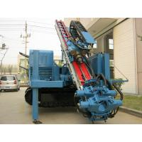 Buy cheap XITAN MDL-150D Crawler Anchor Drilling Rig  Water well drilling machine Piling single/double/triple tube from Wholesalers