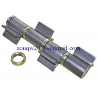 Welding hinge heavy duty H601B, with ball bearing, Finishing: self color or zinc plating, material: steel