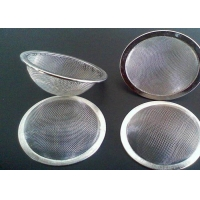Quality 316L SS Filter Mesh , HuanHang Wire Mesh Water Filter for sale