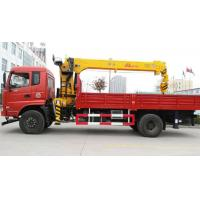 Quality 9.65m*2.18m*3.2m Truck Crane Mainly Used For Engineering Construction for sale