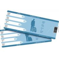 China travel airline waybill ticket printing,cash register thermal blank roll paper on sale