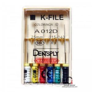 Dentsply Packing K file/ H file/ K-Reamer file