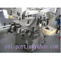 Quality Front and Back Label applicator machine for sale