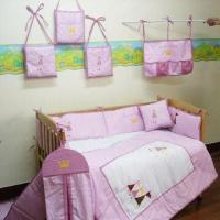 Quality Baby Bedding Set, Made of 100 Percent Cotton Twill Fabric for sale