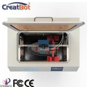 Quality PEEK CreatBot 3D Printer 110V / 220V Voltage With Automatic Leveling Platform for sale