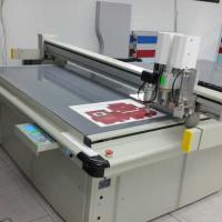Quality Advertising Sign Foam Forex Digital Flatbed Cutting Machine Solution for sale