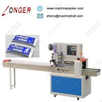 Quality High Speed Automatic Candy Packaging Machine,Hot Selling Horizontal Candy Bar Packaging Machine For Sale for sale