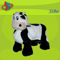 Quality Electric Animal Rides Dog , Animal Ride For Mall , Zippy Animal Rides for sale