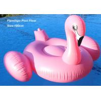 Eco-friendly PVC inflatable flamingo pool float swimming water toys