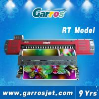 Quality Garros RT1801 Economical Fabric Dye Sublimation Printing Machine for sale