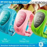 Quality New kids gps watch phone support sos call/lbs/gps location for sale