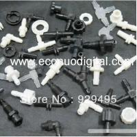 Quality Plastic connectors tube connector for large format machine for sale