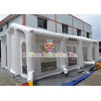 Quality Nylon Fabric Marquee Inflatable Wedding Tent For Advertising Photo Booth Tent for sale