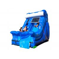 China Popular Commercial Inflatable Water Slides For Adults Customized Size on sale