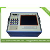 China Circuit Breaker Timing Testing Equipment with Contact Resistance Measurement on sale