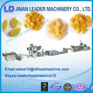 Quality Energy-saving 2D/3D Snack Pellet Pallet Processing Line/making machine for sale