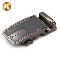 Quality Custom Zinc Alloy Automatic Belt Buckles With Die Casting / Polishing / Electroplating for sale