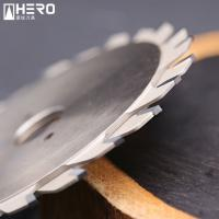 China Split Thin Kerf Table Saw Blade Easy Operation No Edge Broken Eco Friendly on sale