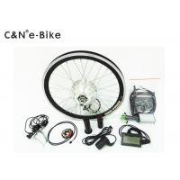 Quality 350w 36V Long Life Electric Motor Kits for Bicycle DIY Conversion for sale