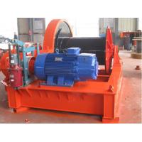 China Durable 5 Ton Industrial Electric Winch For Lifting Pulling Hauling Heavy Objects on sale