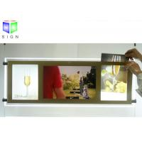 Quality Ceiling Hanging LED Acrylic Sheet Light Box 1300 MM X 900 MM Energy Saving for sale