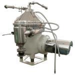 Quality Good Separation Disc Oil Separator For Skim Milk , Butter , Casein for sale