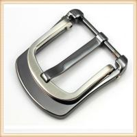 China Zinc Alloy Custom Belt Buckle Pin Belt Accessories Buckles For Belts GLT-15000 on sale
