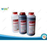 Quality Continuous Inkjet Water Based Dye Ink 1000ml Small Character Date Printing for sale