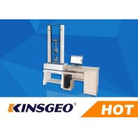 Quality Shear Strength Peel Adhesion Test Equipment For Metal / Plastic / Rubber for sale