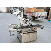 Quality Carton Paper Tag Paging Label Applicator Machine Low Energy Consumption for sale