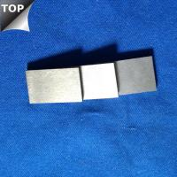 Quality Different Specification Silver Tungsten Alloy Blank Coin For Cutting Metals Materials for sale