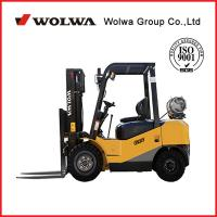 Quality new china brand 3T diesel forklift truck with high quality from wolwa for sale