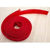 Quality Abrasion Resistant Automotive Braided Sleeving Good Ventilation For Car Wiring Harness for sale