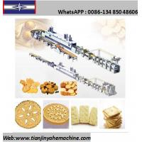 Quality BGJ-400 600 700 Biscuit Production Line for sale