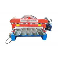 Quality High quality single layer 6 ribs roof Sheet Metal Roll Forming Machines for sale