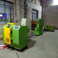 Quality Welding Wire Precision Rewinding Compact Coiling Machine Layer Winding Type for sale