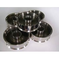 Buy cheap Ceramic/Tungsten carbide Coating Wire Drawing Machine Step Pulley Stepped Cone Pulleys from wholesalers