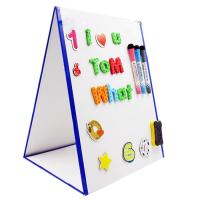 China Small Magnetic Dry Erase Board Rubber Magnet Material Water Resistance on sale