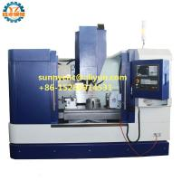Quality VMC850 High efficiency Vertical CNC Machining Center Milling Machine for sale