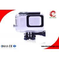 Quality Sports Camera Waterproof Diving Swimming Housing 45M Underwater Crystal Water Proof Cover for sale