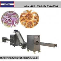 Quality Fried Onion Rings Production Line for sale