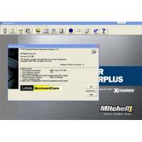 Quality Mitchell Manager Plus Truck Diagnostic Software for heavy truck for sale