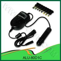 China 80W Universal Car Adapters for Laptops - ALU-80D1C on sale
