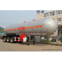 Buy cheap Liquefied Petroleum Gas (LPG) Tanker Truck from wholesalers