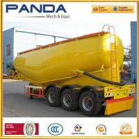 Quality 2016 New 60T cement bulker trailer, bulk cement tanker with air compressor for sale for sale